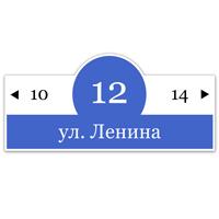 -Уличные таблички города Кирова